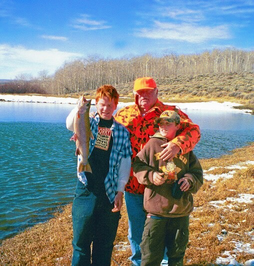 Wyoming fishing trips many species north platte river high for North platte fishing report