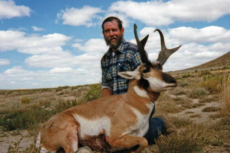 Antelope hunting wyoming antelope hunting hunting trophy for Wyoming out of state fishing license