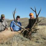 Out West Safaris 2007 Bull Elk